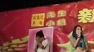 Cdgx Chinese teen cunt fucks in dancing pool