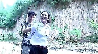 Sexy bondage chinese slave girls