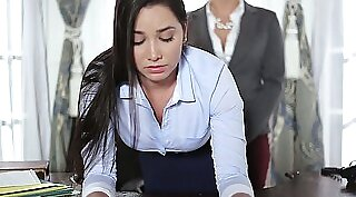 Sperm Swap The story of the hot Missy had her first young boy pussy drilled by her boss