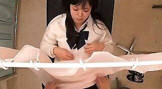 Japanese nurse Cabreta Jae railed
