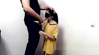 Brother punished step sister in violation of law