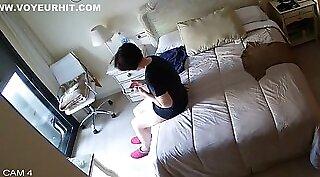 Hidden cam inside my bedroom