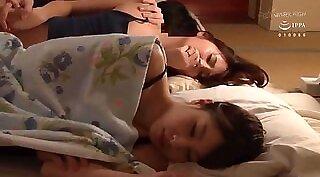 Busty Sleeping Japanese Teen