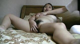 Korean model fucking from closeup