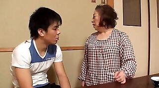 Fat granny Filipina pounded