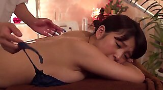 Teen lapdancing and massage