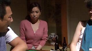 The Bluest Guys Wife Talking in Japanese