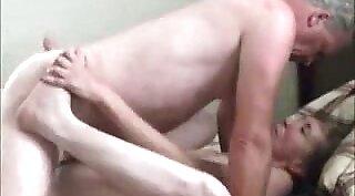 Buxom tattooed wife cudgfuck face fucked