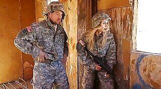 Allison Pierce and Natalia Starr enjoy oral sex