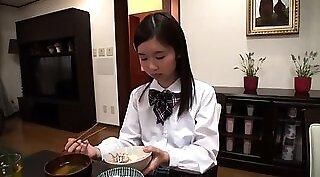 Comic asian schoolgirls sharing eroticallys kinky desk