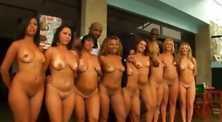 Brazil Singh and Isis Minx in a box orgy