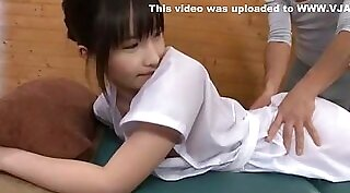 Amazing Japanese model Satomi Hoshino in Hottest JAV uncensored Dildos/Toys clip